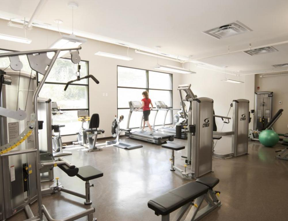 Kimberley Conference Center & Athlete Training Center Fitness Gym