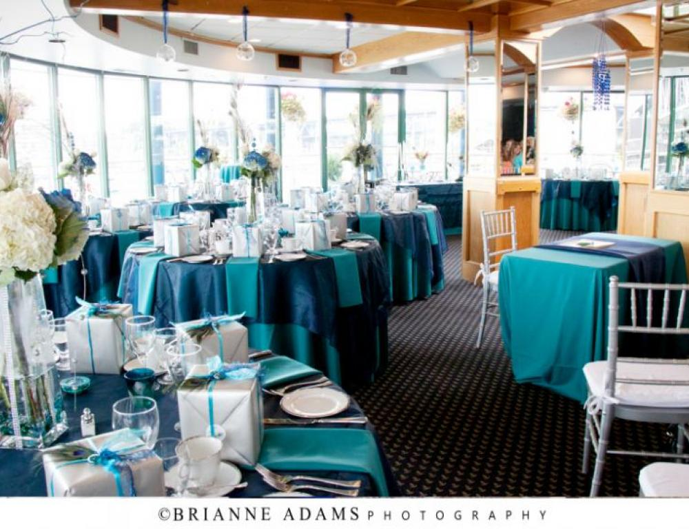 Wedding Reception at False Creek Yacht Club