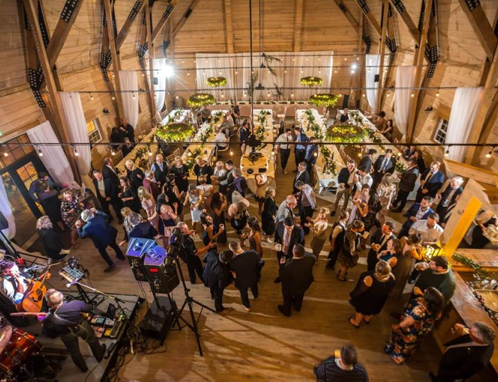 Bates Barn in Long Point New Brunswick | Unique Venues