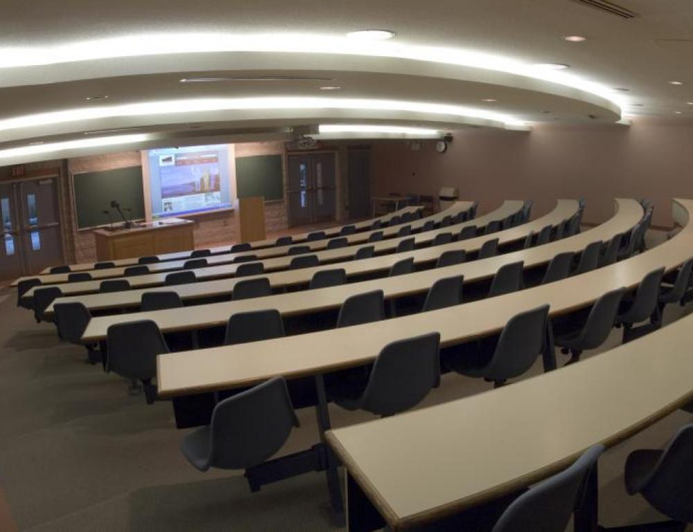Lecture space