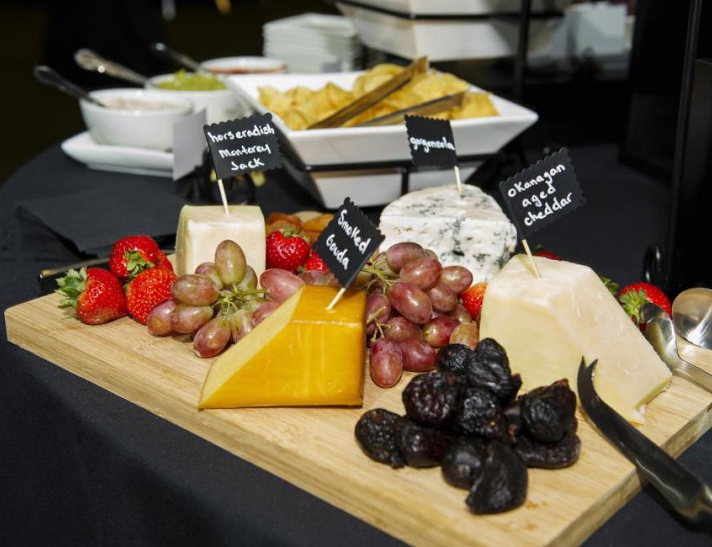 The PNE Catering Department integrates local and seasonal ingredients into our food offerings