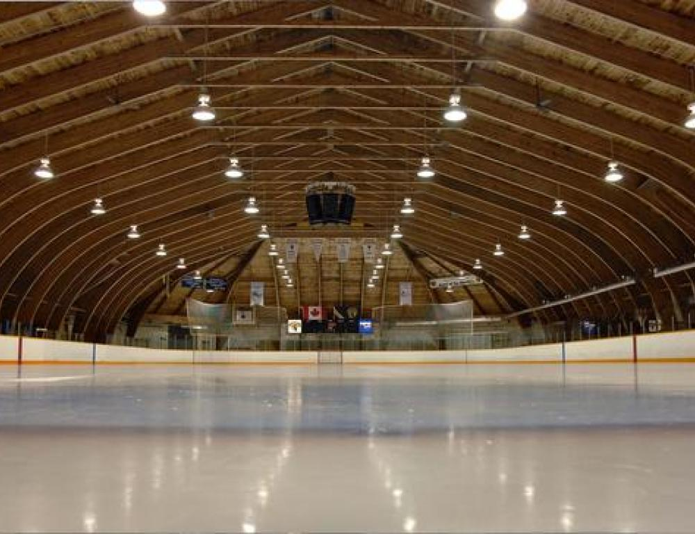 Columbia Ice Field Arena
