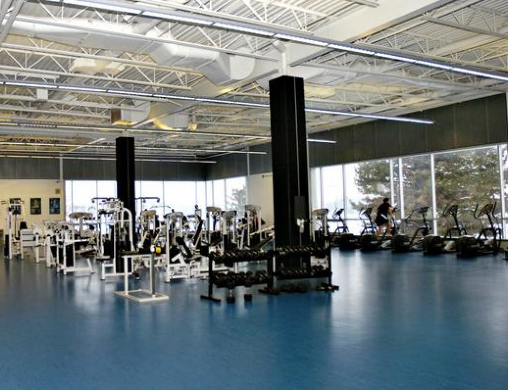 Columbia Ice Field Fitness Centre