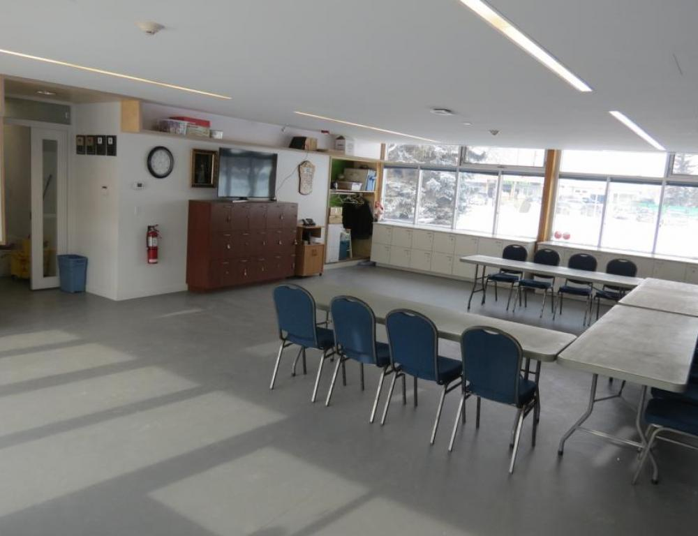 CLBC Room.  Great for workshops and meetings.