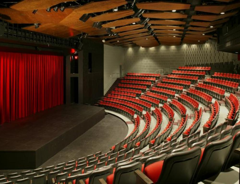capacity 610 : films, school plays, professional dancing and theatre