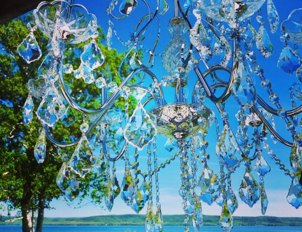 Add a sparkle to your wedding vows at our our oceanside pergola