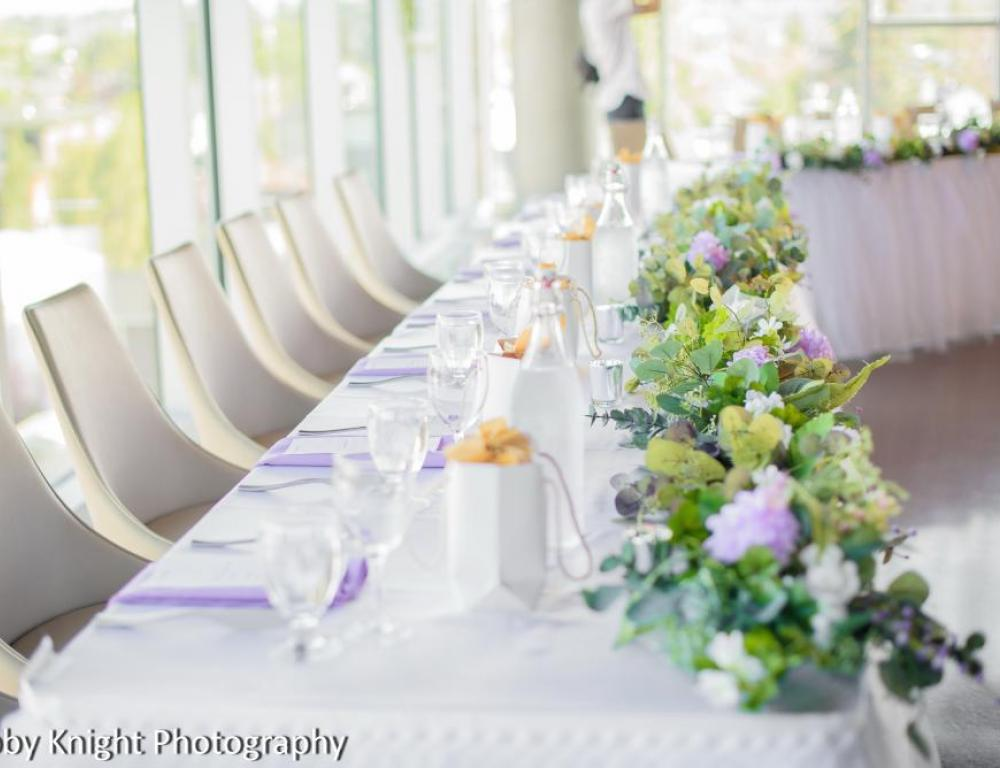 Fabulous Head Table
