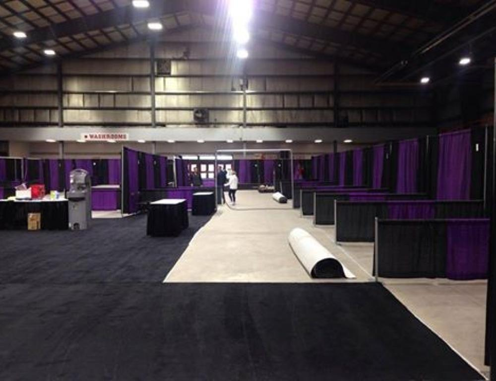 #SurreyBC #consumershow #tradeshow venue for +100 exhibitors