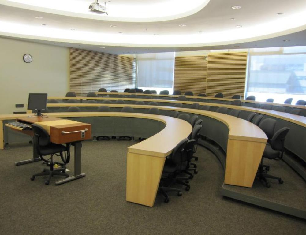 Guelph Humber Lecture Theatre