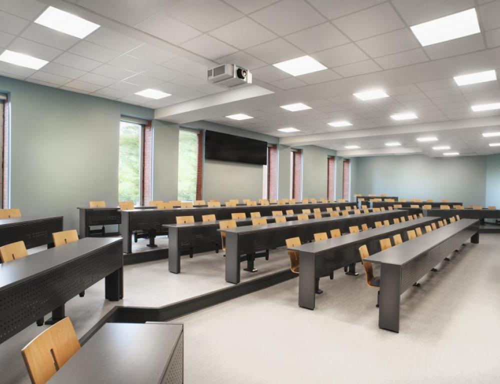 Whether you're planning a conference, workshop, camp or seminar, you'll find what you're looking for in our array of classrooms and academic spaces.