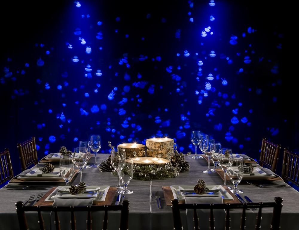 Holiday Event Table
