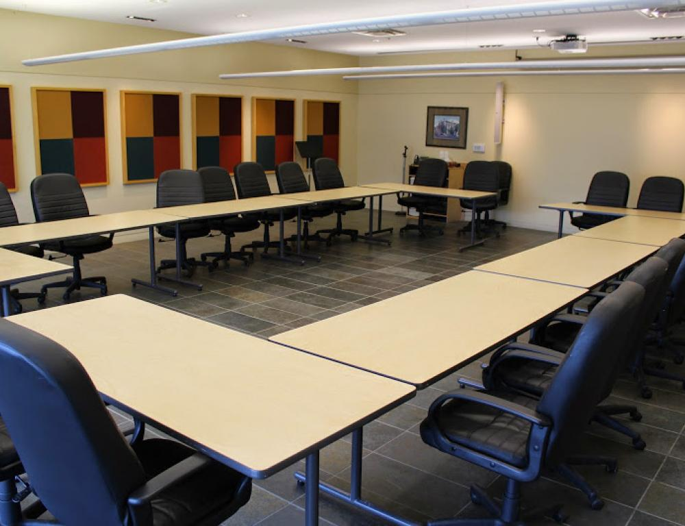 Empire Board Room at St. Lawrence College Kingston