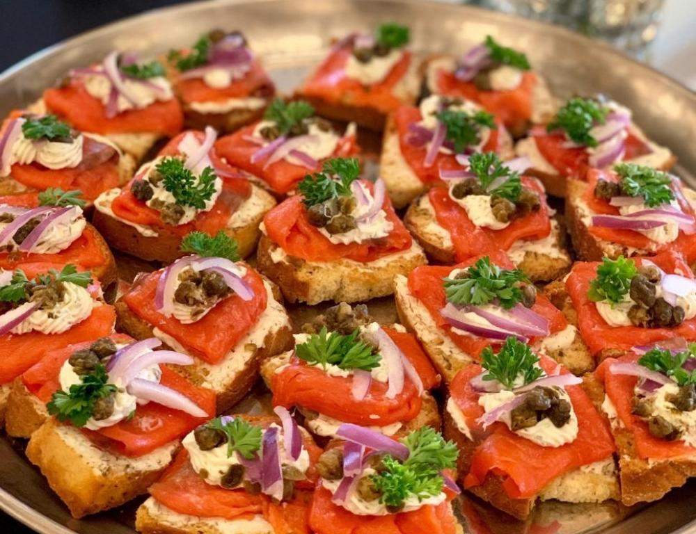 Catering - Elevated Hors D'Oeuvres