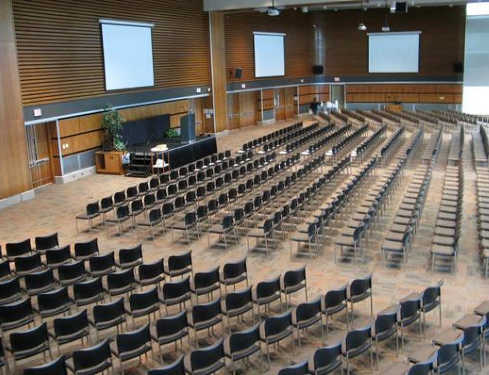 Ross Glen Hall Theatre Style Seating