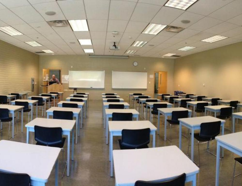 Rent a classroom at St. Lawrence College in Kingston, ON