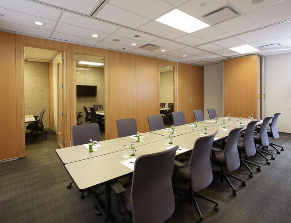 Flat Surface Meeting Room with Boardrooms nearby