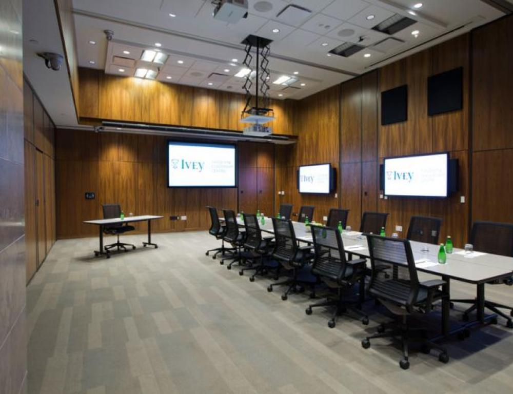 Flat Surface Meeting Room