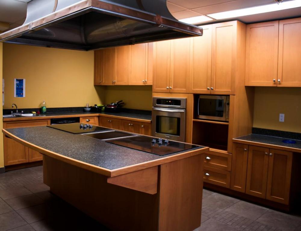 StFX University Hotel - Gourmet kitchen