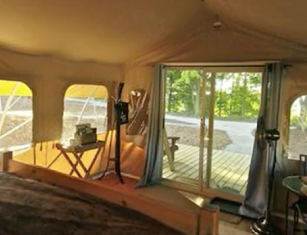 Wilderness Suites - Glamping