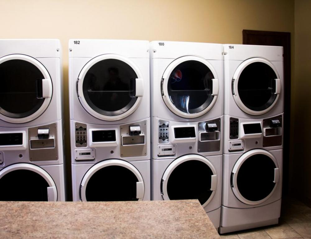 All guests enjoy access to our laundry facilities