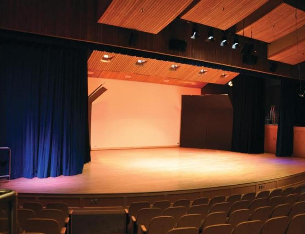 Leacock Theatre at Mount Royal University