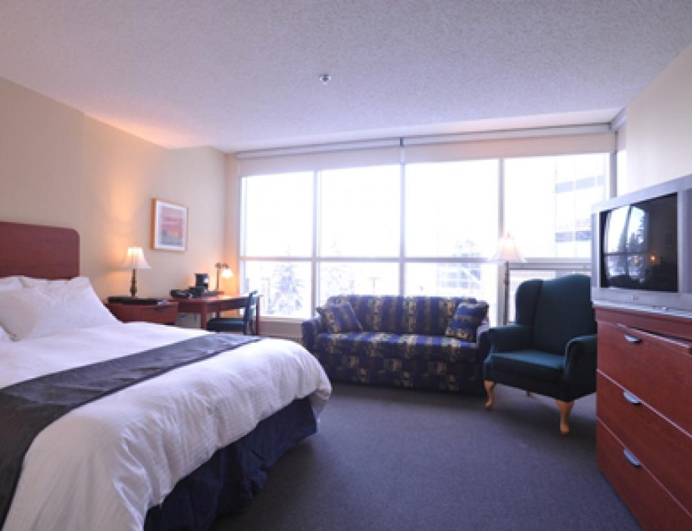 Lister Centre Guest Room