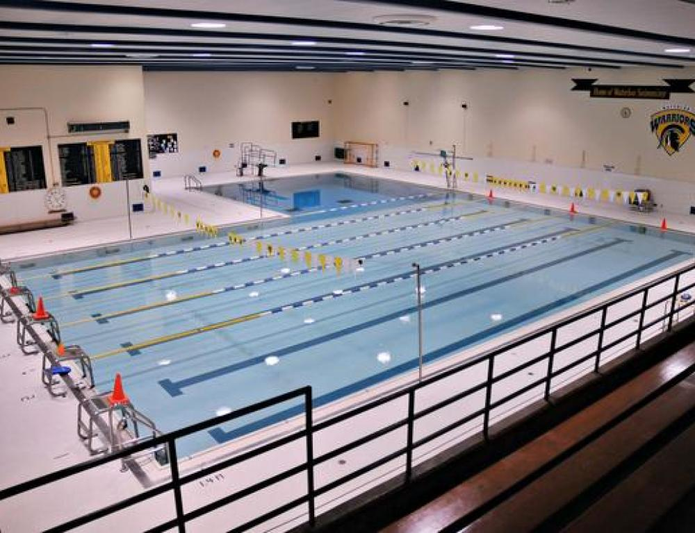 Physical Activity Complex Pool