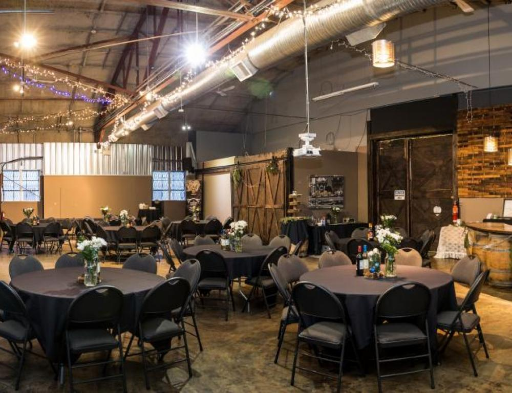 Calgary event space, local beer, brewery