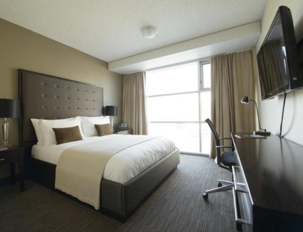 Residence Hotel Suite at Mount Royal University