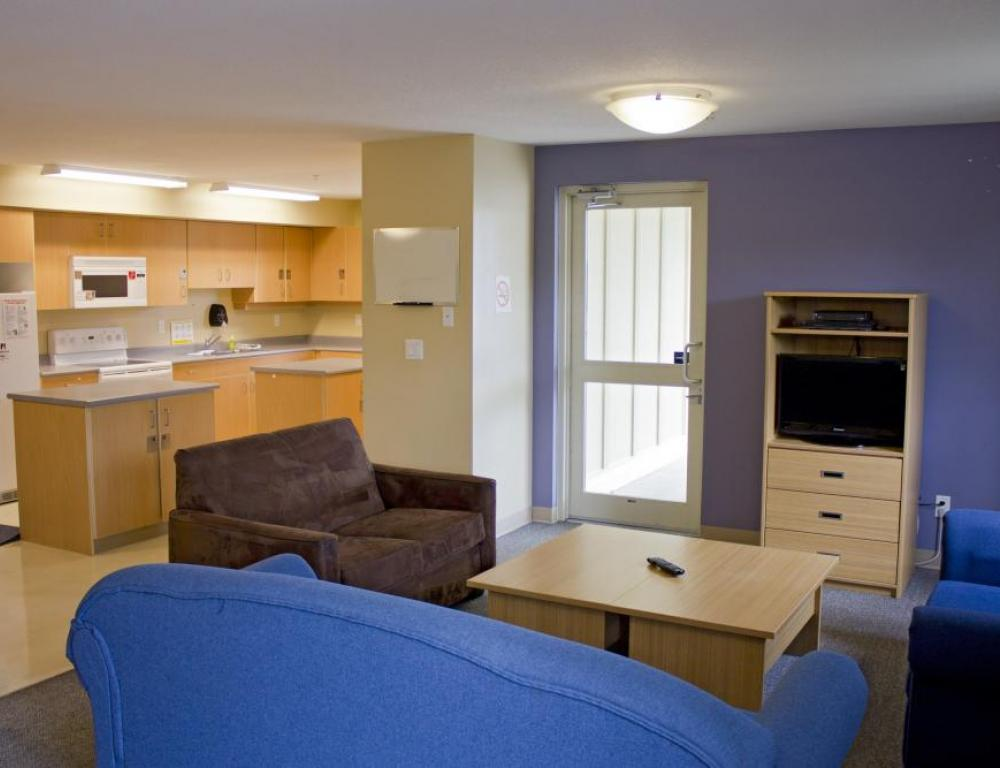 Townhouse Common Space
