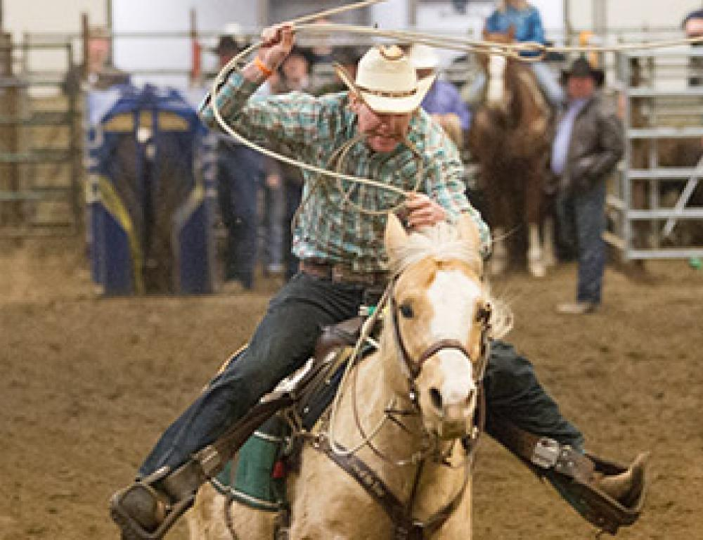 Brawn (South) Rodeo Arena