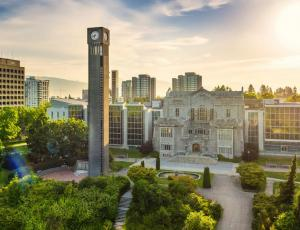 University of British Columbia - Vancouver